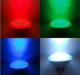 Wholesale Light Swimming Pool Par56 - Drop Price!LED PAR56 pool light 40W 12V RGB IP68 546led LED Swimming Pool Light OutdoorLighting fountain lamp