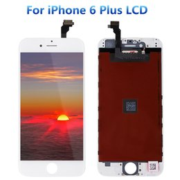 Wholesale lcd touch screen price - Factory directly cheap bulk price AAA quality lcd touch screen lcd display for iphone 6 plus lcd display with digitizer