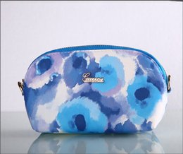 Wholesale Drop Purse Organizer - Print Flower Purses Women Wallet PU Leather Coin Clutches with Handle New Colletion Fashion OEM Drop Shipping
