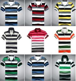 Wholesale Wholesale Price Short Dress - Factory price DHl Free Business men shorts sleeve Polo shirts Popular Cotton Custom Designer made Dress shirts mix order