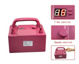 Wholesale Electric Air Inflator - 680w Electric Balloon Pump with timer, air inflator pump, air blower for balloon with 2 nozzels