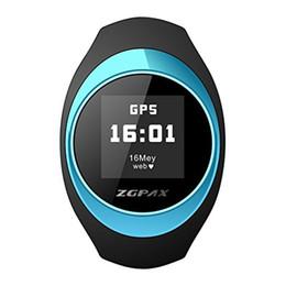 Wholesale Gps Tracker Elder - Elder Care Kid Smart Watch Tracker GPS Watch 1.2INCH IPS Screen Smart Watch GSM Position GPRS Tracker Support GPS+LBS+WIFI+BLUETOOT