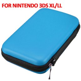 Wholesale Hard Case Sale - Hot Sale EVA Skin Carry Hard Case Bag Pouch 3DS Screen Protector for Nintendo 3DS XL LL