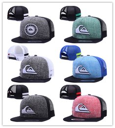 hat swag Promo Codes - Free Shipping Unisex net baseball cap swag cap Casual Outdoor Sport snapback hat for Men cap women gorra casquette Wholesale