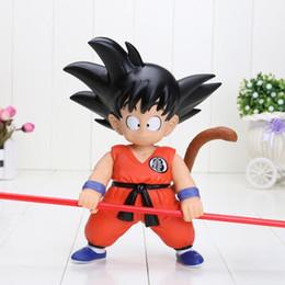 Wholesale Master Roshi Models - 18-25CM Dragon Ball New Toys Son Goku Kuririn Master Roshi Action Figure Model Toys Christmas Gifts