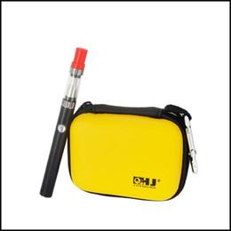 Wholesale Vaporizer Bags - BUD Touch Vaporizer Kit Liberty Tank Cartridge 0.5ml 1.0ml with 510 Preheat Battery Zipper Bag Free Shipping