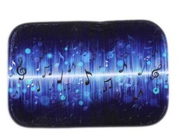 Wholesale Music Carpet - 40*60cm Blue Music Symbol Bath Mats Anti-Slip Rugs Coral Fleece Carpet For For Bathroom Bedroom Doormat Online