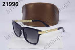 Wholesale Black Eye Shades - 2016 Novel luxury G brands designer vintage Eyewear Italy Sunglasses women men shades Fashion glasses with original case