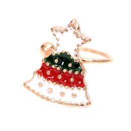 Wholesale Ear Cuffs For Sale - 20Pcs Lot Clip-on Earrings Non-piercing Christmas Ear Cuff Clip Earrings For Women Without Piercing 5 Styles Hot Sale