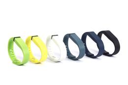 Оптовая Силиконовая замена резиновая лента с застежкой для Fitbit Flex браслет ремешок высокое качество 13 цветов хорошее качество от