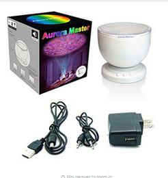 Wholesale Aurora Mini Lights - Rainbow Wave Projector Lamp & Speakers,Daren Waves Led nightlight MINI-Wave Aurora Master Night light