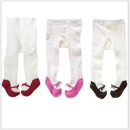 Wholesale Kids Skirted Leggings - Hooyi Christmas Baby Girls Pantyhose Children's Leggings Kids Boots Pants Skirt Leg Warmers Girl Underpant Clothes Trouser 0 1 2 3 Years