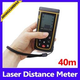 Wholesale Laser Meter Price - 40m Hand-held Laser Distance Meter Cheap Prices rangefinder Measure Laser