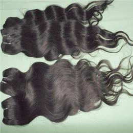 """Самые дешевые человеческие волосы бразильские онлайн-7A дешевые бразильские волосы 7 шт. / 6 шт. 12 """"-26"""" бразильское наращивание объемной волны обработанные человеческие волосы ткать дешевые утки"""