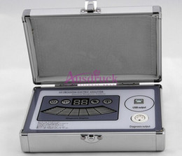 Wholesale Quantum Magnetic Resonance Analyzer English - Quantum Resonance Magnetic Analyzer 39 reports Spanish English French health detector completely