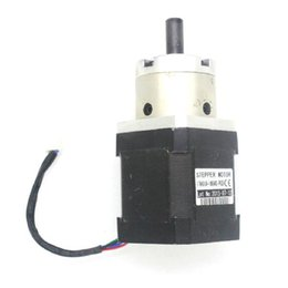 Wholesale Planetary Gearbox Motor - Gear ratio 5:1 Planetary Gearbox stepper motor Nema 17 1.68A Geared Stepper Motor 3d printer stepper motor 17HS19-1684S-PG5