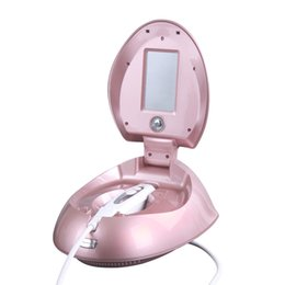 Wholesale Personal Ultrasound - Portable HIFU Machine High Intensity Focused Ultrasound Ultherapy Face Lifting Anti Aging HIFU Beauty Equipment Personal Use