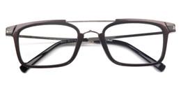 Wholesale Eyeglasses Rack - Rectangle Eyeglass Frames metal rack glasses frame Retro Men Women clear Designer Eyewear Frame Optical Eye Glasses Frame