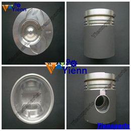 Wholesale Wholesale Excavator Parts - Engine overhual rebuild parts Doosan DE12TI DE12TIA DE12TIC piston 65.02501-0222 65.02501-0209 for excavator DX345LC DX380L boat repair