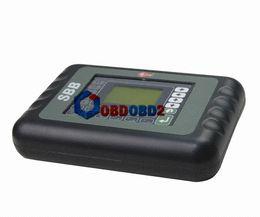 Wholesale Car Key Immobilizer Programmer - 2015 Professional Universal Auto Key Programmer SBB V33.02 Silca SBB Immobilizer Key Maker 9 Languages For Multi-Brand Cars
