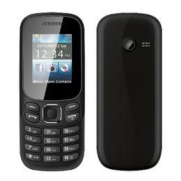 Wholesale Russian Keyboard Mobile Phone - Spreadtrum 6531 Cheap Phone 1.77 inch 128*160 Keyboard Dual SIM Mobile Unlocked Phones W312 Bluetooth FM Radio