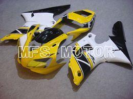 2019 99 yzf r1 carenados Kit de carrocería de carenado de motocicleta Inyección de ABS para 1998 1999 Yamaha YZF R1 98 99 Nuevo