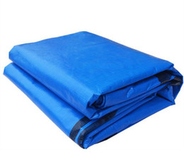 Wholesale Pe Net - Tarp Cover Multi-Purpose Waterproof Weather Proof Poly Tarp Cover Tent shade sails PE tarpaulin free shipping