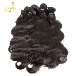 Wholesale Unprocessed Brazilian Hair 1kg - Wholesale Brazilian Virgin Hair Body Wave 1KG Lot Best 10A Unprocessed Peruvian Indian Malaysian Human Hair Weaves Can Bleach UP 2 Year Life