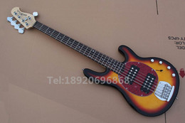sting guitare Promotion HOT SALE 3TS 5 cordes musique basse électrique Guitare basse Ray, En stock maintenant