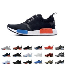 Wholesale Cheap Winter Boots Free Shipping - Wholesale Cheap NMD Runner R1 R2 PK Primeknit S79168 Men's & Women's New Classic Cheap Fashion Sport Shoes US5-11.5 Free Shipping With Box