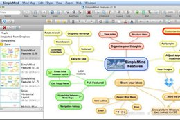 Wholesale Internet Maps - SimpleMind For v1.14.0 thinking map tool in English version of Mac