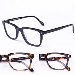 discount designer frames for spectacles vintage optical glasses frame oliver peoples 5031 brand designer plank