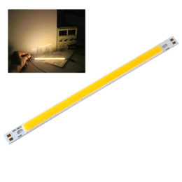 Wholesale 14v Bulb - 10W COB LED Lamp Light Bulb 12V - 14V 1000LM Warm Pure White for DIY 200x10MM #49851