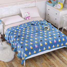 Wholesale Craft Coral - fashion new brand blanket Coral blanket leisure blanket to keep warm and soft blankets,Reactive dyeing printing craft high quality blankets