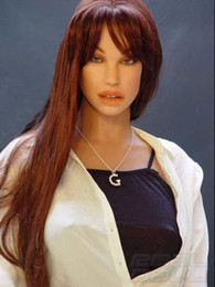 Wholesale Sex Doll Real Man Video - Wholesale - 40%discount new real sex with doll men love dolls video dropship doll full silicone free gift sex toys for men with black hair,j