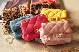 Wholesale Kids White Purse - 14 Colors Fashion 2015 New Children's PU Leather Bags Girl's Mini Purses Kid's Bag Kids Small Designer Shoulde Bags Women Mini Bag B145