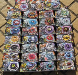 Wholesale Fusion Game - 31 Style 480pcs lot DHL Beyblade Metal Fusion 4D Set BB105 BB108 BB109 BB111 BB113 BB114 BB118 BB120 Kids Game Toys Children Christmas Gift