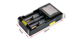 2019 литиевая таблетка Оптовая продажа-планшетные зарядные устройства ЖК-зарядное устройство аккумуляторная USB зарядное устройство для 26650 18650 18500 18350 17670 14500 литиевая батарея 3.7 В дешево литиевая таблетка