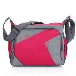 Wholesale Waterproof Bird Handbags - Flying birds! women messenger bags for women bag nylon handbag waterproof shoulder bag ladies sport style women's bags LS4638fb