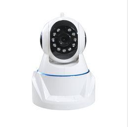 Wholesale Cut Monitor - Security H.264 1.0MP HD 720P IP Camera P2P Pan IR Cut WiFi Wireless Network IP Security Camera baby monitor ip camera