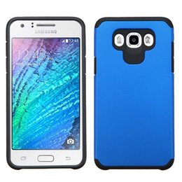 Wholesale Galaxy S4 Active Cases - Hybrid Defender Rugged Slim Armor Cases for Samsung Galaxy S7 S7 Edge S7 Active Samsung S6 S6 Edge S6 Edge Plus S5 S4