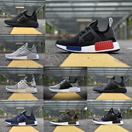 Wholesale Multi Noise - 2017 New Original NMD_XR1 PK Running Shoes Top Quality NMD XR1 OG PK Zebra Bred Blue Shadow Noise Duck Camo Core Black Fall Olive Sneakers