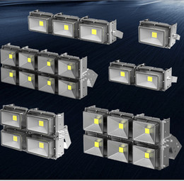 Wholesale Flood Sale - Hot Sales 30W 50W 100W 120W 150W 200W Outdoor Waterproof Led Floodlights Warm Cool White IP67 Led Flood Lights AC 85-265V