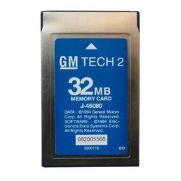 Wholesale Tech2 For Suzuki - 32MB Card for GM TECH2 (GM OPEL SAAB ISUZU SUZUKI & Holden),32 MB Memory GM Tech 2 Card