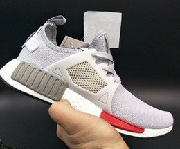 Wholesale hard plastic duck - breathable white Black camouflage NMD XR1 Duck CAMO Men and women REAL BOOST Bottom With Nipples NMD_XR1 Camo NMD BA7232 Mens Casual Shoes 3