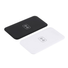 Wholesale Qi Charger S3 - MC-02A Qi Standard Wireless Power Charger Charging Pad for Nokia Lumia for LG Nexus 4 S3 S4 S5 S6 Samsung Galaxy