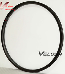 Wholesale Mtb 29 Wheel - Wholesale-2-year-warranty,29 inch Full carbon mtb rims, 29er hookless mountain bike rims, tubeless compatible