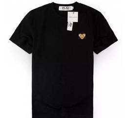 Wholesale I Play - Off White T Shirt Singapore Limited 2017 New Fashion Men Women Hip Hop Oversize Tshirt i feel like pablo t-shirt Short Sleeve play T-shirt