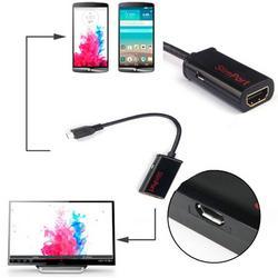 2019 усилитель громкоговорителей для компьютера 1080P 3D SlimPort MyDP к HDMI адаптер для Google Nexus 5 4 / LG optimus GPRO / Fujitsu стрелки вкладка ASUS Padfone бесконечности