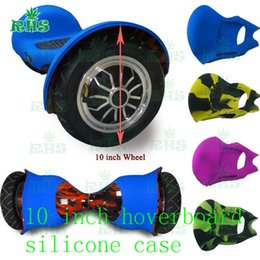 Wholesale Protect Perfect - Perfect match 360 protect Full colros for chose 10 inch hoverboard balance scooter silicone case skin